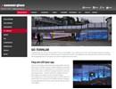Hammerglass GC-Tunnlar på webbplats
