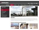 Hammerglass Räcken på webbplats