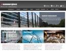 Fönster och dörrar på webbplats