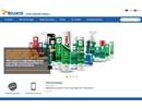 Pur Pro byggskum på webbplats