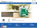 101 Wipes rengöringsdukar på webbplats