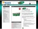 Aquastop Liquid på webbplats