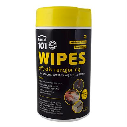 101 Wipes rengöringsdukar