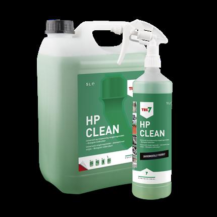 HP Clean rengöringsmedel