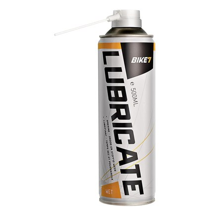 Bike7 Lubricate Wet