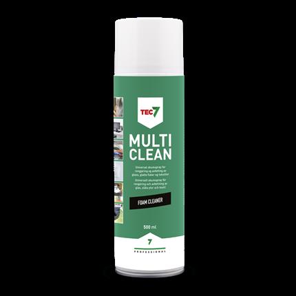 Tec7 Multiclean rengöringsmedel