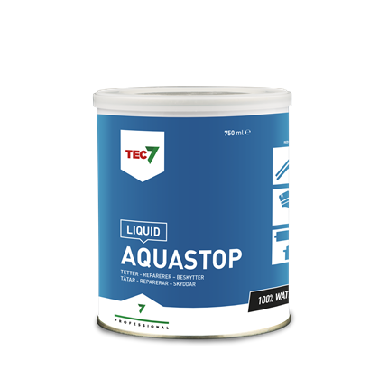 Aquastop Liquid vattentät membrant
