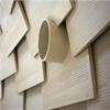 Woodsafe Exterior WFX brandskyddsimpregnerade akustikpaneler