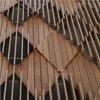 Woodsafe Exterior WFX brandskyddsimpregnerade träpaneler, Parkeringshuset Däcket, Västerås