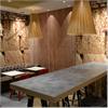 Woodsafe Pro Ply filmbelagd plywood med Printscreening av stenblock
