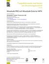 RISE 0263/08 Woodsafe Pro
