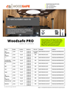 Woodsafe Pro - Table of content