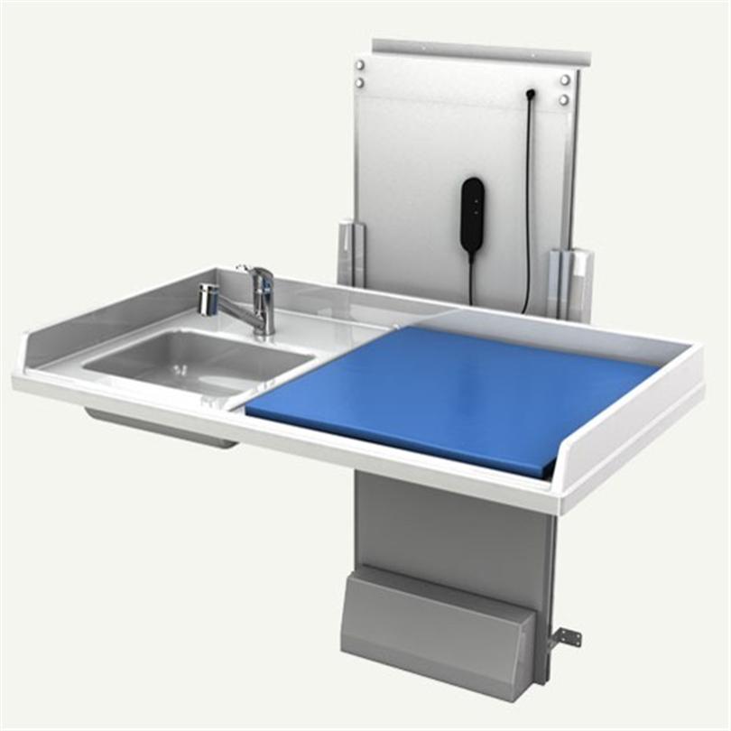 Skötbord Henia med vask