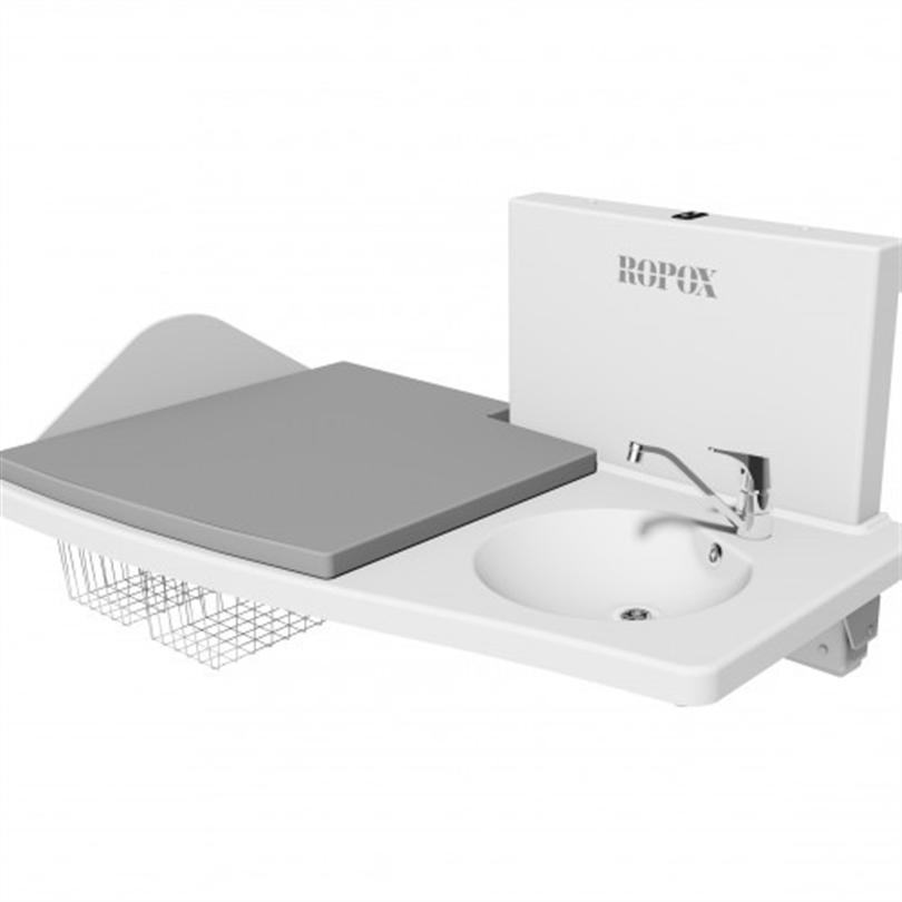 Cadiform Medi 2 skötbord med vask