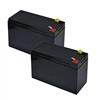 Batterier till centrala batterisystem