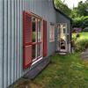 Fönsterluckor utomhus - inomhus