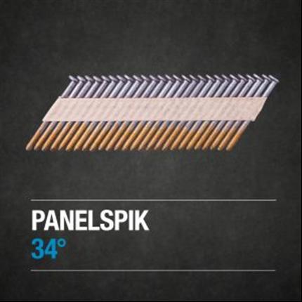 Bandad panelspik