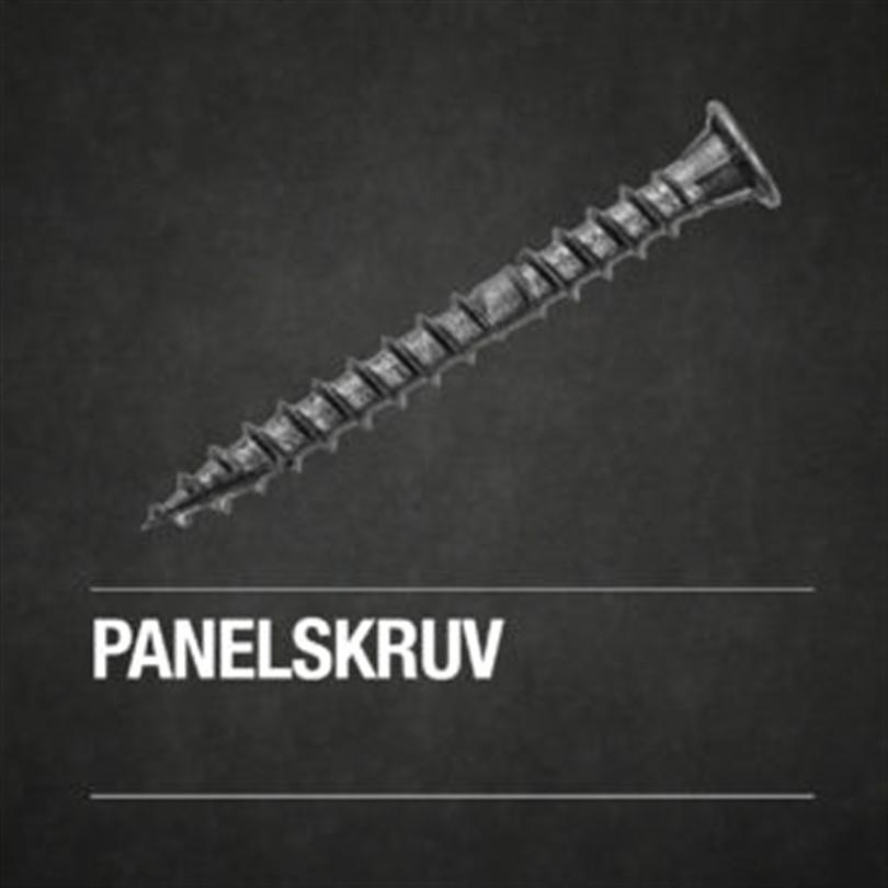 Panelskruv