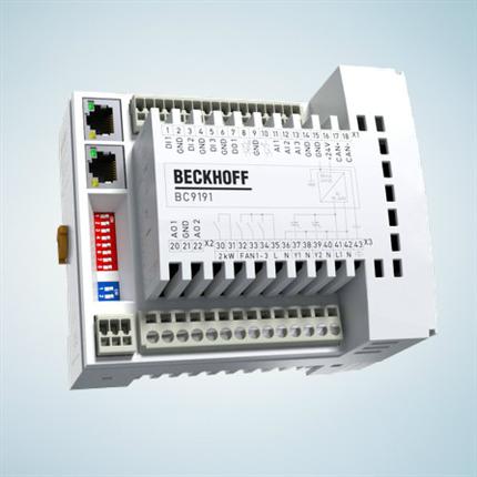 Beckhoff BC9191 rumsregulator
