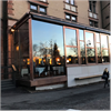 Fönsterspecialisten Grand Hotel i Lund inglasning