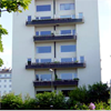 Fönsterspecialisten pivå-fönster, Kv. Peterstorp, Malmö