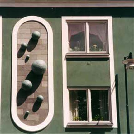 Fönsterspecialisten slagfönster Kv. Riksens Ständer, Kristianstad