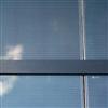 Soltech Facade Svart solcellsfasader i svarta aluminiumprofiler