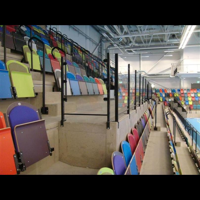 Stadion Comfort Läktarstolen