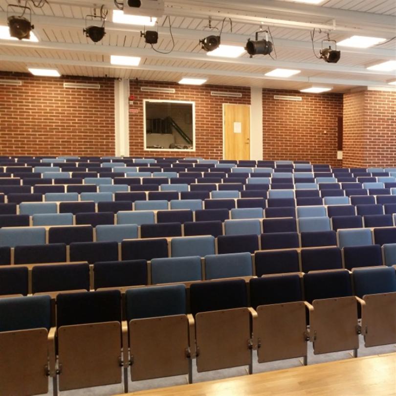 Njudungsgymnasiet, Vetlanda