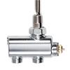 MMA RFA 75-400 etthålsventil för handdukstorkar och radiatorer
