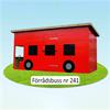Trollverkstan Förrådsbuss nr 241