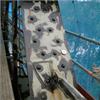 Isoguard Pansar rostskyddsfärg för fläckstrykning kring bultar på bro