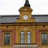 Isotrol rostskyddsystem på tak, Centralstation, Linköping