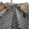 Isotrol Taktäck svart rostskyddsfärg, Kvarteret krubban, Stockholm