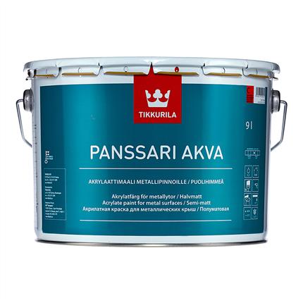 Pansaari Akva rostskyddsfärg