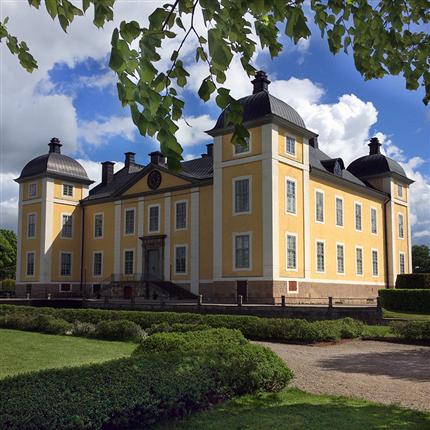 Strömsholms slott, Isotrol Taktäck svart
