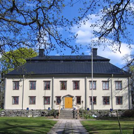 Viby Säteri, Svartplåt räddad med Isotrol Takgrund och Isotrol Taktäck
