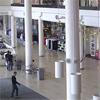 Kynningsrud Pelare i köpcentrum