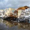 C3C Betongblock, stödmurar, bullerskydd, materialflickor