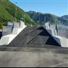 C3C Betongblock, stödmurar, bullerskydd, ramp
