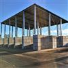 stödmurar, bullerskydd, materialficka, betongblock