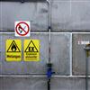 Skyddsvägg, sprängskydd, samhällsskydd, C3C Engineering AB