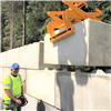 stödmur, betongblock