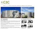 C3C tanksystem på webbplats