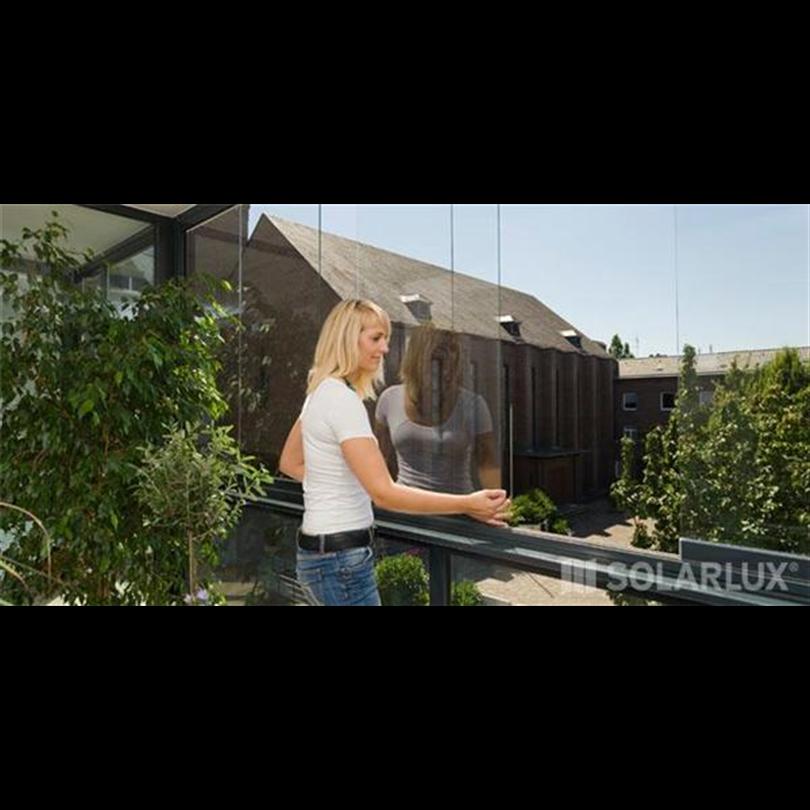 solarlux balkonginglasningar solarlux scandinavia ab. Black Bedroom Furniture Sets. Home Design Ideas