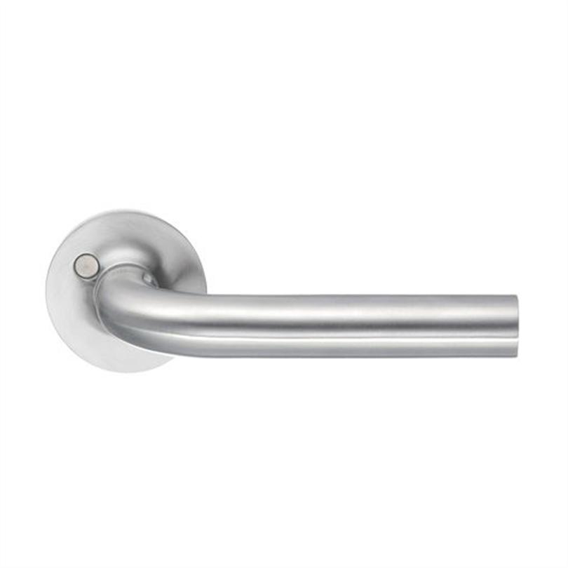 Beslagsboden Design ytterdörrstrycken rostfritt stål B176N