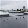 Nytec Plast ljusinsläpp med ljuddämpande glas, Bromma flygplats