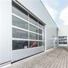 Teckentrup Industridörr Aluminiumport Garage