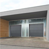 Teckentrup Isolerad Indutriport garage