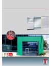 Teckentrup Takskjutportar för industrin